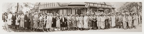 Women's Club 1930